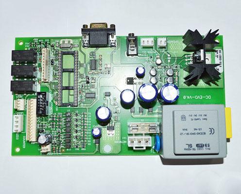 elevator power controller board