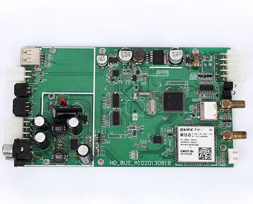 barometric pressure sensor board