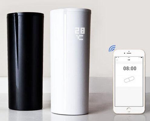 bluetooth smart cup pcba