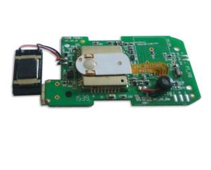 gps tracker pcba development