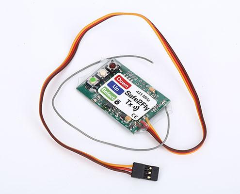 temperature sensor board