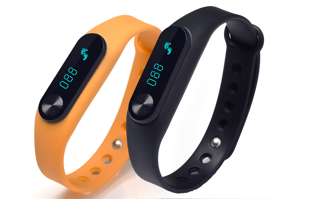 Heart Rate Monitor Bluetooth Smart Bracelet Wristband